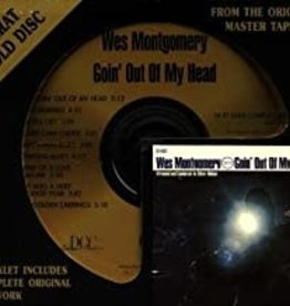 Used CD Wes Montgomery- Goin' Out Of My Head (Gold CD)