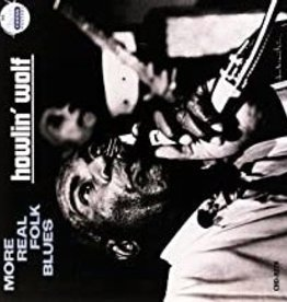 Used CD Howlin' Wolf- More Real Folk Blues