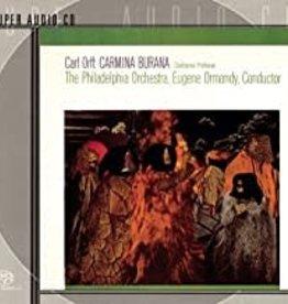 Used CD Orff- Carmina Burana (SACD)
