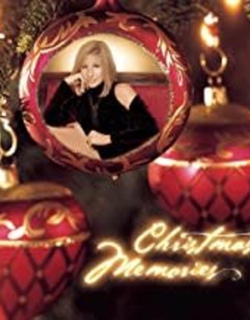 Used CD Barbra Streisand- Christmas Memories