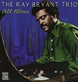Used CD Ray Bryant Trio- All Blues