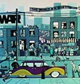 Used CD War- The World Is A Ghetto