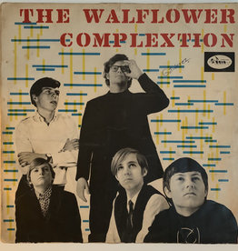 Used Vinyl Wallflower Complextion- The Wallflower Complextion (German Numbered Reissue)