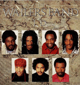Used Vinyl Wailers Band- ID