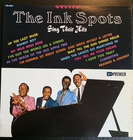 Used Vinyl Ink Spots- Sing Their Hits