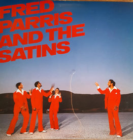 Used Vinyl Fred Parris And The Satins- Fred Parris And The Satins