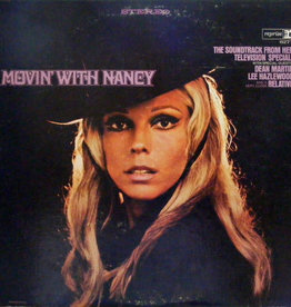 Used Vinyl Nancy Sinatra- Movin' With Nancy