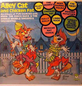 Used Vinyl Alley Cat And Chicken Fat