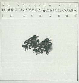 Used Vinyl Herbie Hancock & Chick Corea- An Evening With (Promo)