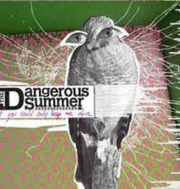 Used Vinyl Dangerous Summer- If You Could Only Keep Me Alive (Sealed)