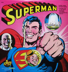 Used Vinyl Superman: The Best Cop In The World + 2 More Adventures (Sealed)