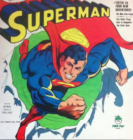 Used Vinyl Superman: The Man From Krypton + 3 More Stories (Sealed)