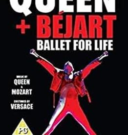 Used DVD Queen + Bejart- Ballet For Life