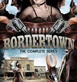 Used DVD Bordertown Complete Series