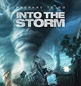 Used DVD Into The Storm