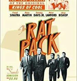 Used DVD Rat Pack