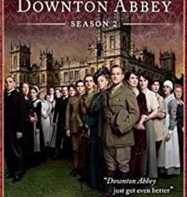 Used DVD Downtown Abbey Season 2