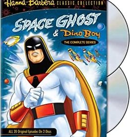 Used DVD Space Ghost & Dino Boy The Complete Series