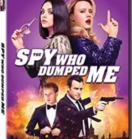 Used DVD Spy Who Dumped Me