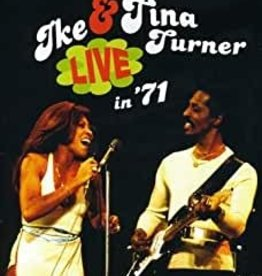 Used DVD Ike & Tina Turner- The Legends Live In '71