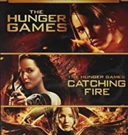 Used DVD Hunger Gams Three Movie Set