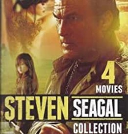 Used DVD Steven Seagal Collection