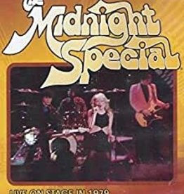 Used DVD Various- The Midnight Special Live On Stage 1979