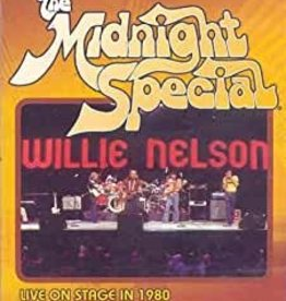 Used DVD Various- The Midnight Special Live On Stage 1980