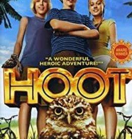 Used DVD Hoot