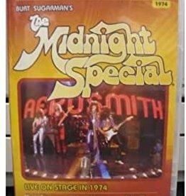 Used DVD Various- The Midnight Special Live On Stage 1974