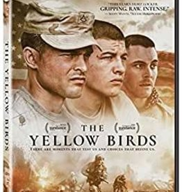 Used DVD Yellow Birds