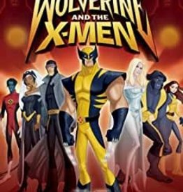 Used DVD Wolverine And The X-Men Heroes Return Trilogy