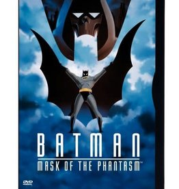 Used DVD Batman: Mask Of The Phantasm
