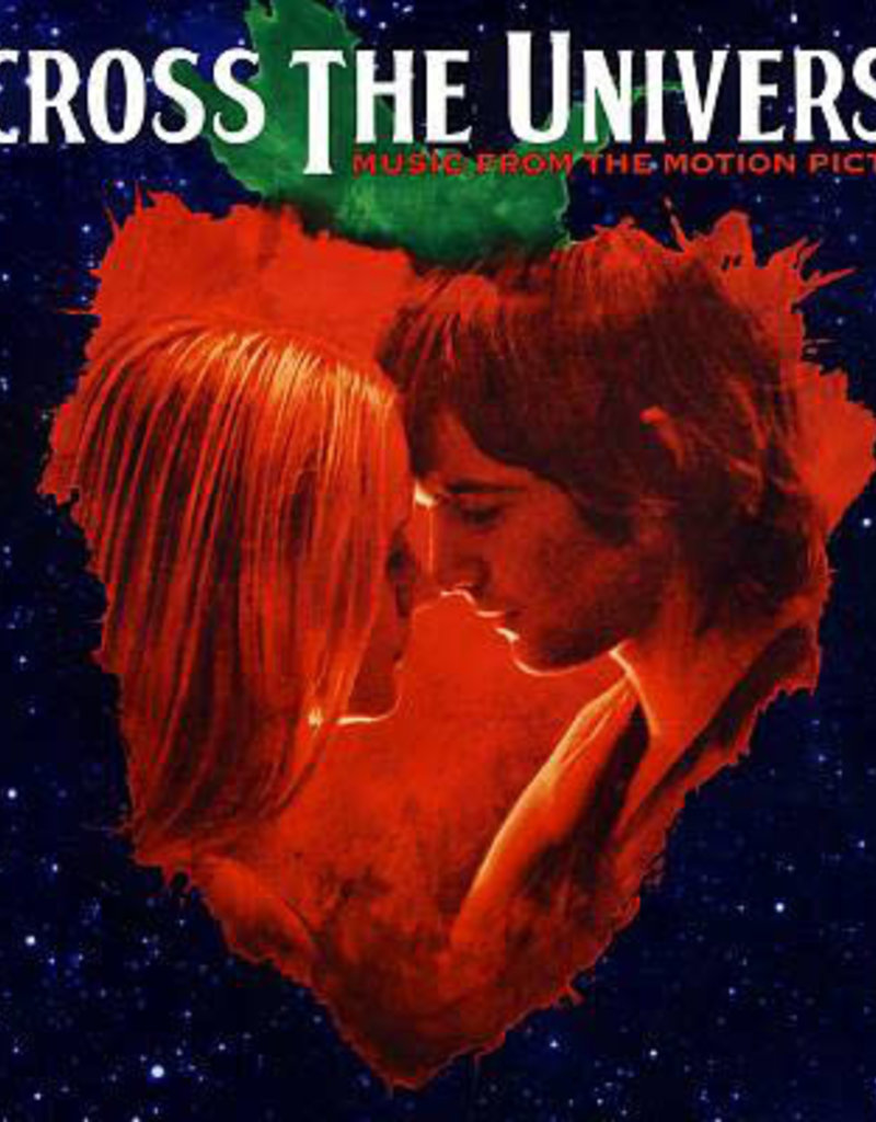 Used CD Across The Universe Soundtrack