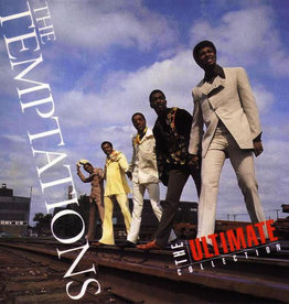 Used CD The Temptations- The Ultimate Collection