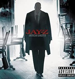 Used CD Jay Z- American Gangster