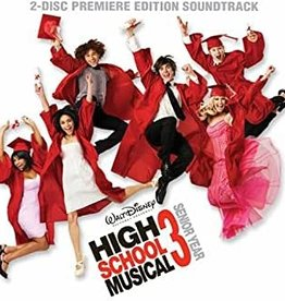 Used CD High School Musical 3 Soundtrack