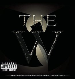 Used CD Wu Tang Clan- The W