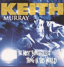 Used CD Keith Murray- The Most Beautifullest Thing In This World