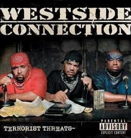 Used CD Westside Connection- Terrorist Threats