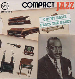 Used CD Count Basie- Play The Blues