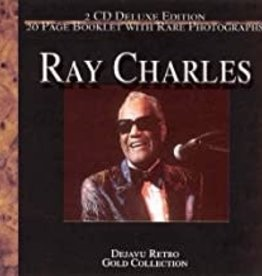 Used CD Ray Charles- Dejavu Retro Gold Collection