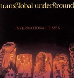 Used CD Transglobal Underground- International Times