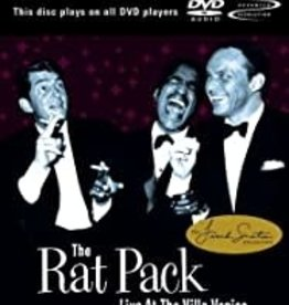 Used CD Rat Pack- Live At The Vila Venice (DVD Audio)