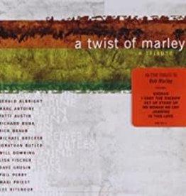 Used CD Lee Ritenour- A Twist Of Marley (Bob Marley Tribute)