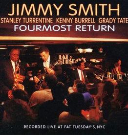 Used CD Jimmy Smith- Fourmost Return