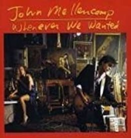 Used CD John Mellencamp- Whenever We Wanted