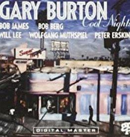 Used CD Gary Burton-Cool Nights
