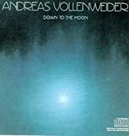 Used CD Andreas Vollenwieder- Down To The Moon
