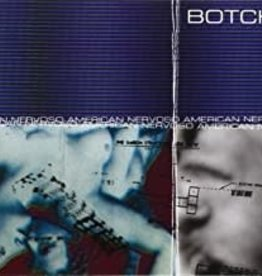 Used CD Botch- American Nervoso